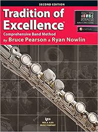 This is the Band Method book that we usue